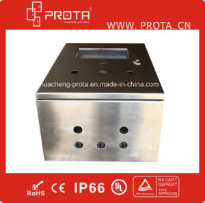 Waterproof 304 316 Stainless Steel Control Panel Electric Box pictures & photos