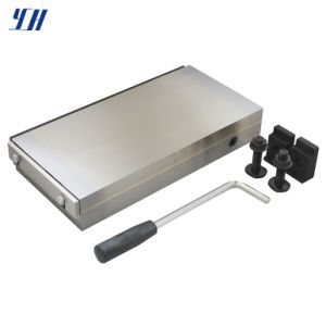 Micro Pole Rectangle Permanent Magnetic Chuck for Grinding