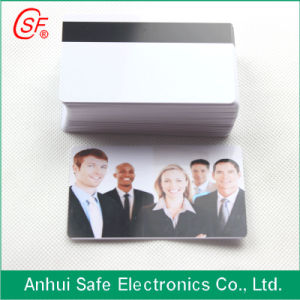 Inkjet PVC Card 0.76mm White pictures & photos