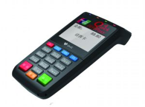 Portable POS Terminal, Mobile Smart Card Reader (P10)