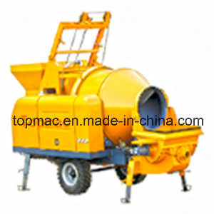 2015 Hot Sell Low Price Concrete Pump with Mixer pictures & photos