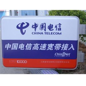 Outdoor Wall vacuum Light Box for Signage Advertising