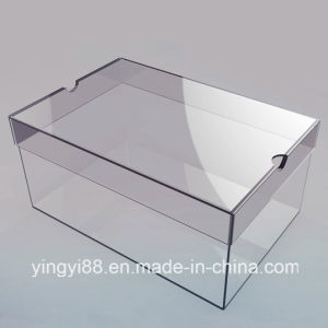 Super Quality Acrylic Sneaker Shoe Box Display Case