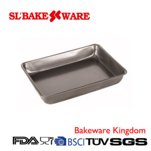 Roaster Pan W/Rack Carbon Steel Nonstick Bakeware (SL BAKEWARE)