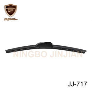 New Universal Soft Wiper Blade with Metal Structure