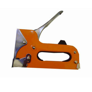 Heavy Duty Manual Upholstery Staples Tacker pictures & photos