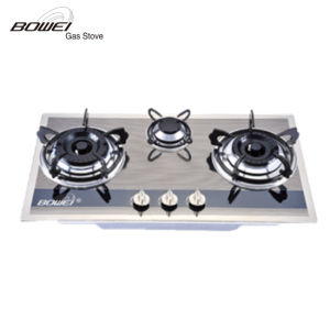 China Induction Cooker Built In Gas Hob Stainless Steel Cook Top 3