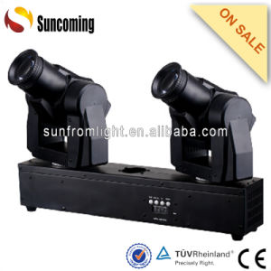 Two Heads Moving Spot Lighting 2*10W Party Disco Lights pictures & photos
