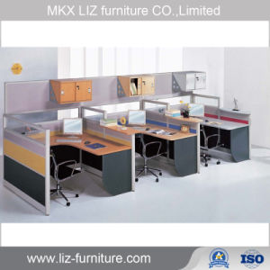 Hot Ing 3 Person Office Cubicle Parion Workstation In Customized Style 2069
