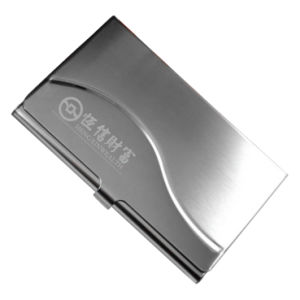 Metal Calling Card Case Visiting Card Case pictures & photos