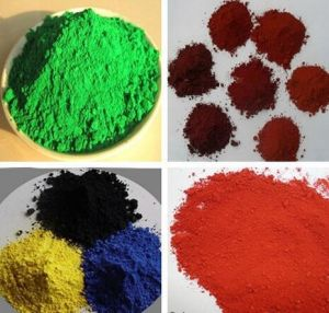 Iron Blue Pigment