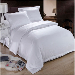 100%Cotton Wholesale Hotel Bed Linen Factory in Nantong (DPFB80100) pictures & photos