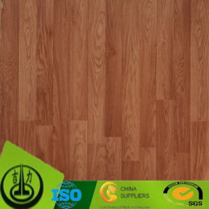 Wood Grain Finish Foil Paper