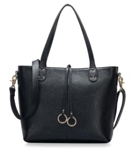 Lady Fashion Sac à Main De Qualité Sac à Main Pour Dames Big Bag,Black