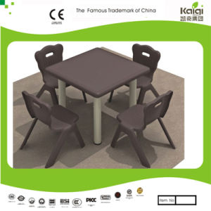 Kaiqi Plastic Rectangle Table for Children (KQ50175C) pictures & photos