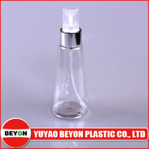 5oz Conical Shape Plastic Pet Bottle with Mist Sprayer