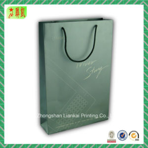 Printed Shopping Paper Bag for Clothing pictures & photos