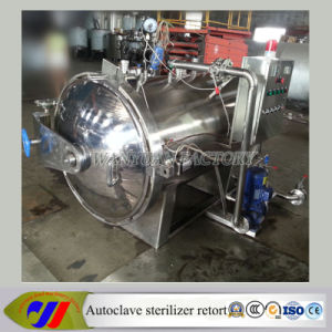 1000L Electric Heating Sterilizer Retort pictures & photos