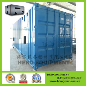 ISO Mobile Insulated Shipping Container pictures & photos