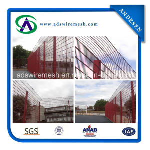 Security Welded Mesh Fence pictures & photos