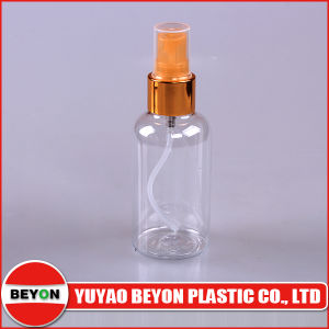 Clear 80ml Plastic Bottle-Cylinder Series (ZY01-B019A)