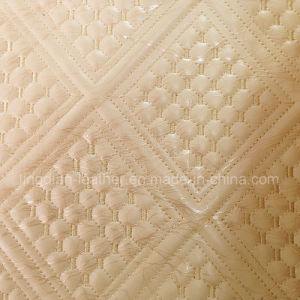 PVC Bed Mattress Cover Leather (R323-4)
