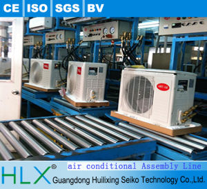 Air Conditioner Assembly Line in China Factory pictures & photos