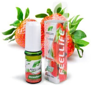 Newzealand Peach E-Liquid Feel Rich E-Juice 10ml Package