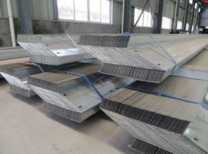 China Manufacturer Galvanized C Steel Beam pictures & photos