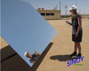 Low Iron Ultra Clear Solar Mirror Manufacturer - Sinoy Mirror Inc pictures & photos