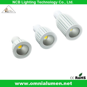 Aluminum DC12V 5W 7W 9W LED COB Spot Light