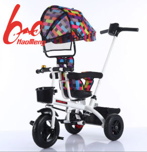 2017 Baby Tricycle Stroller Kids Tricycle with Umbrella