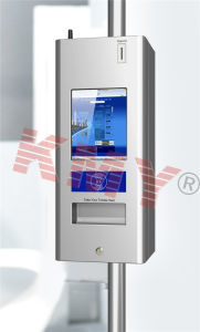 Wall Mounted Self Service Terminal Payment Kiosk pictures & photos