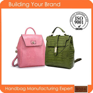 Wholesale Cute PU Fashion Backpack (BDM097) pictures & photos