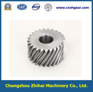 Helical Gear for Automobiles and Motorcycles
