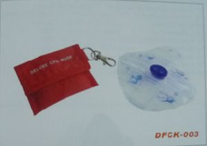 CPR Face Shield Mask (DFCK-003) pictures & photos