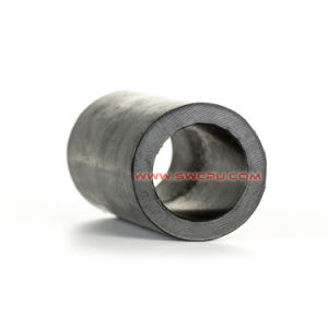 OEM Black NBR Neoprene Rubber Insert Bushing / Nitrile Push in Bush / SBR Covered Sleeve pictures & photos