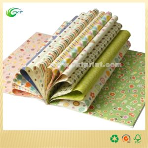 Colorful Printing Book with Offset Printing (CKT-BK-387)