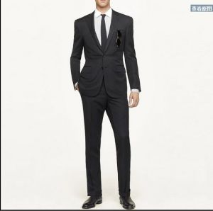 Elegant Mens Custom Made Italian Style Tuxedo Suits For Wedding Party