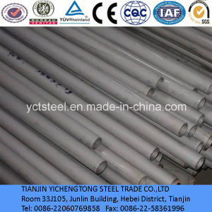 Welded Stainless Steel Pipe with Mill Finish pictures & photos