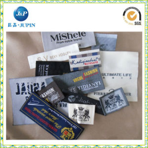 Fancy Cute Soft Custom Woven Labels for Kids Garment (JP-CL148) pictures & photos