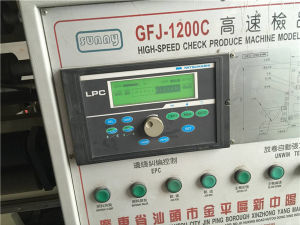 Used High Speed Auto Inspection and Rewinding Machine