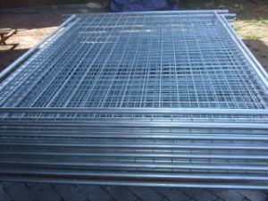 Galvanized Steel Temporary Fence for Australia pictures & photos