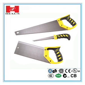 "High Quality Wood Cutting Hand Tools Hand Saw 16""/18′/20""/22""/24"" for Gardening & Trees"