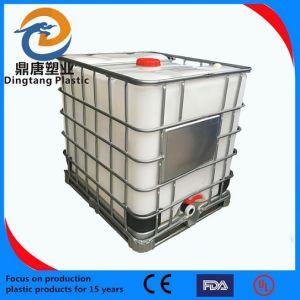 IBC 1000L container storage tank