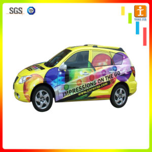 PVC Self Adhesive Viny Stickerl for Digital Printing (TJ-03) pictures & photos