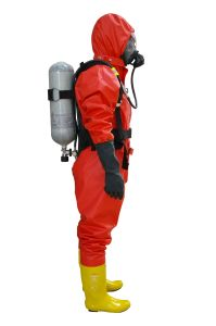 Heavy Duty Chemical Protective Suits pictures & photos