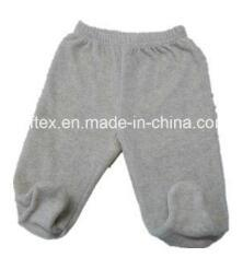 100% Cotton Short Velvet Panty for Infant