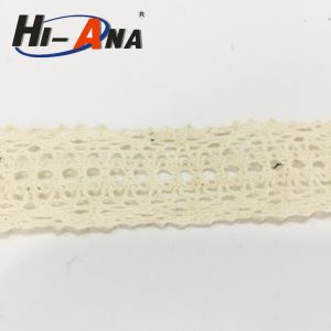 One to One Order Following Wholesale Promotional Cotton Guipure Lace pictures & photos