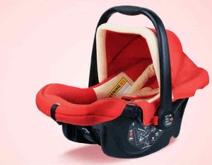 plastic baby carrier